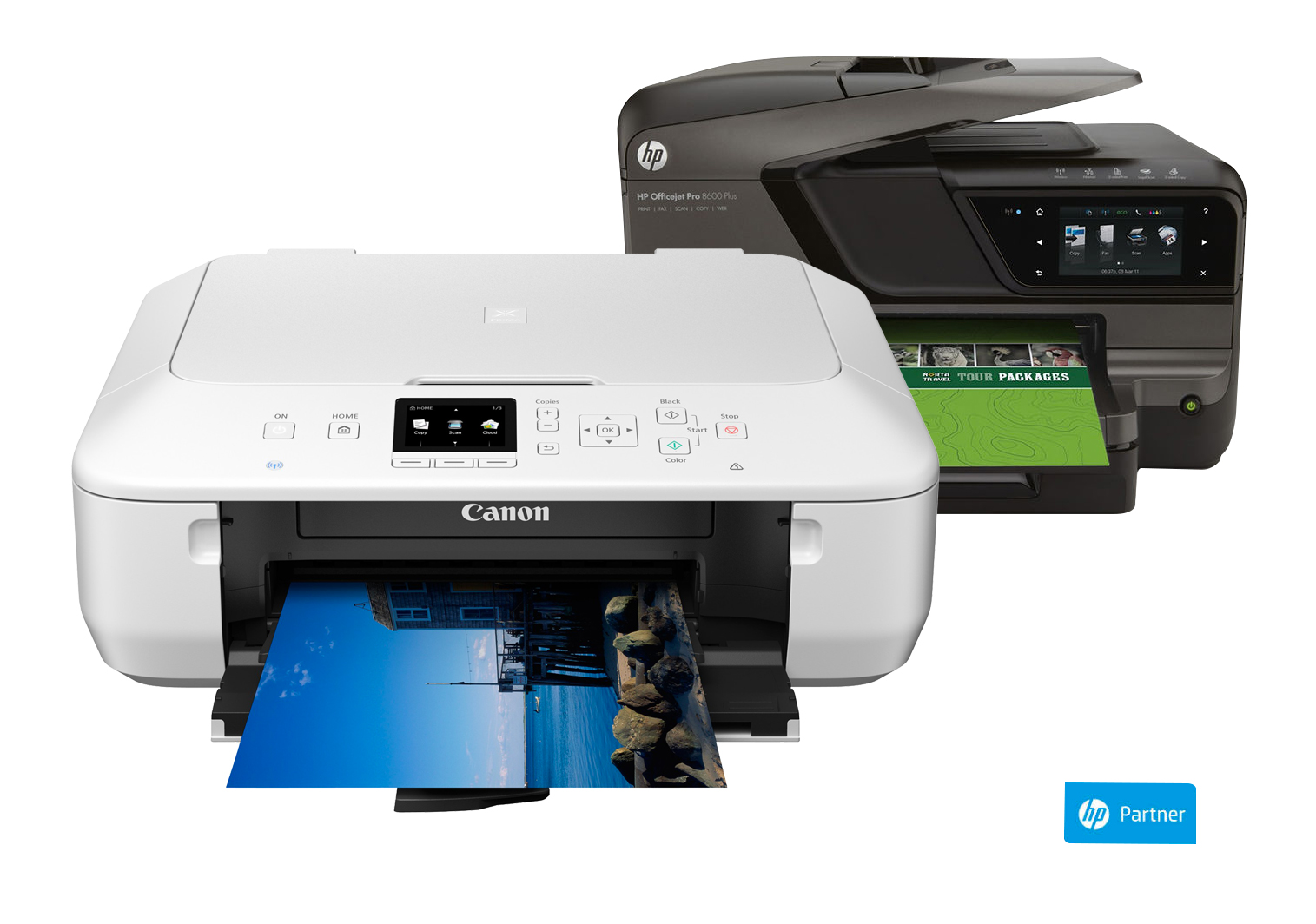 Printers and All-In-Ones